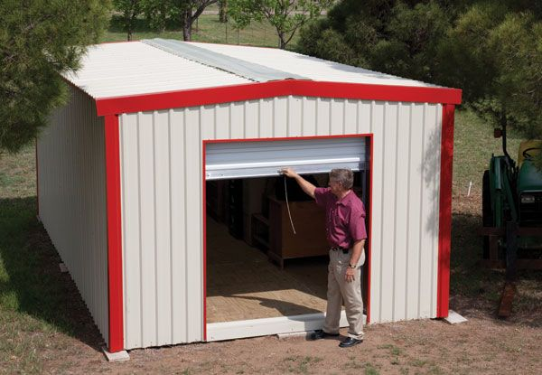 Diy Office Shed