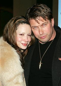 Love me some Stephen Baldwin  here he is with his wife