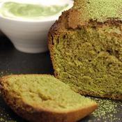 Cake au thé vert Matcha - une recette Découverte - Cuisine
