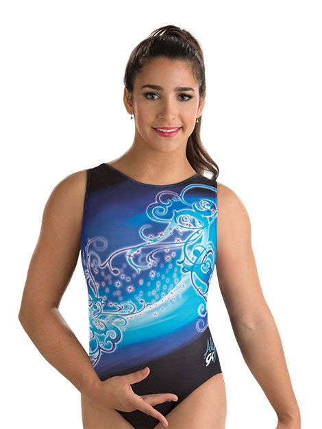 Alexandra Raisman Gymnastics Leotards for Summer