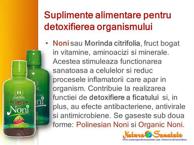 #Noni, #morinda_citrifolia. #netoxifiere #ficat, #imunitate. #calivita