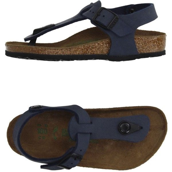 BIRKENSTOCK Flip flops ($60) ❤ liked on Polyvore featuring shoes, sandals, flip flops, birkenstock flip flops, birkenstock, birkenstock sandals, birkenstock footwear and birkenstock shoes
