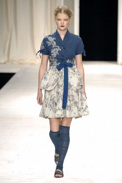 Antonio Marras at Milan Fashion Week Spring 2006 - Livingly