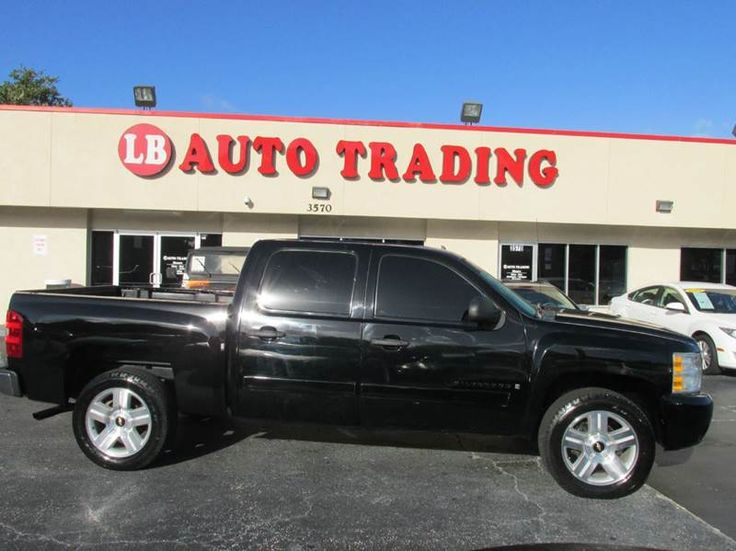 2008 Chevrolet Silverado 1500 2WD LT1 4dr Crew Cab 5.8 ft. SB AVAILABLE FOR SALE www.lbautotrading.com USED TRUCK FOR SALE
