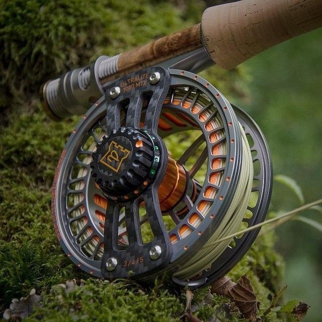 A New Benchmark In Reel Design The Hardy Ultralite Mtx Is Hardy S First Fly Reel To Feature A Hybrid Carbon Fib Fly Fishing Fly Fishing Rods Fly Fishing Reels