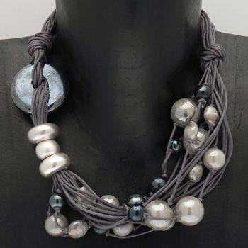 Collier Tropézien, exemple de réalisation de bijou