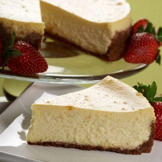 Ricotta & Mascarpone Cheesecake