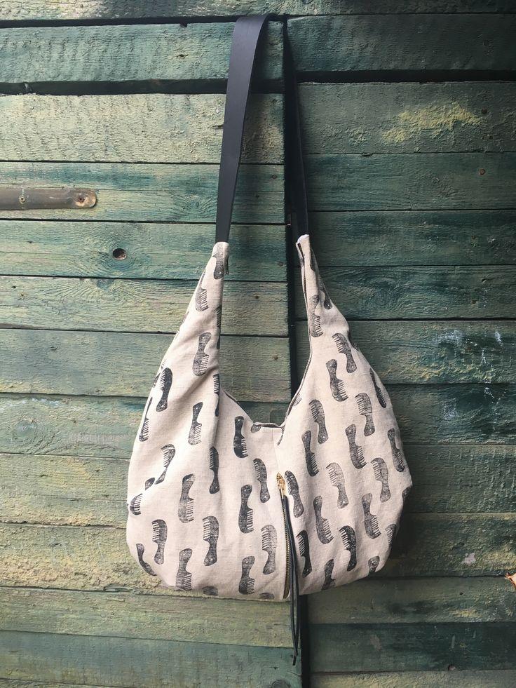 Hepphabit canvas bag