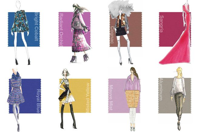 How to Wear the 10 Must-Have Colors for Fall