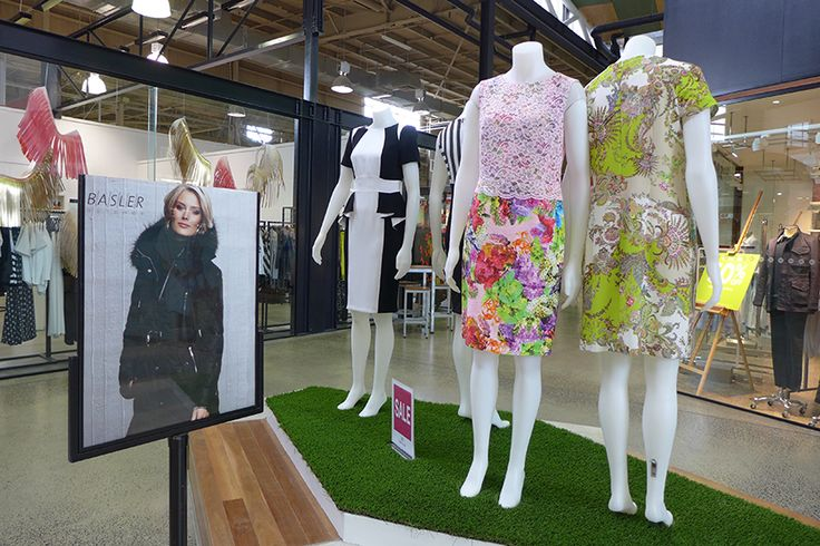 You'll be perfectly styled through Spring Racing Carnival with the fabulous outfits from Basler, Brand Smart.