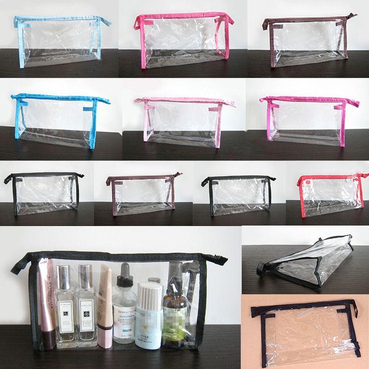 Cheap Pvc maquillaje cosmético del bolso impermeable transparente claro maquillaje organizador de bolsas de cosméticos, Compro Calidad Bolsas y Estuches de Cosméticos directamente de los surtidores de China:     PVC bolsa de cosméticos de maquillaje impermeable transparente Claro maquillaje organizador bolsas de cosméticos