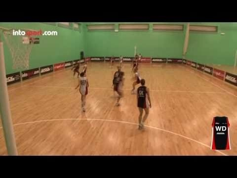 WD Position Guide netball