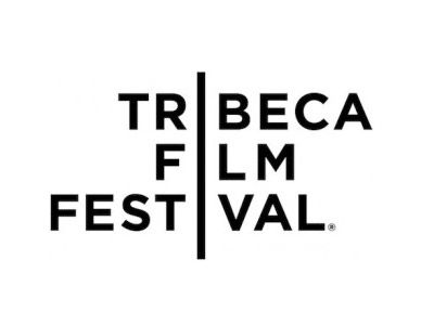 TRIBECA        FILM  FESTIVAL The three Is form a continuous vertical bar that brings stability to the logo and is a reference to either a strip of film, a ray of light emerging from a projector or the flat surface of a screen.