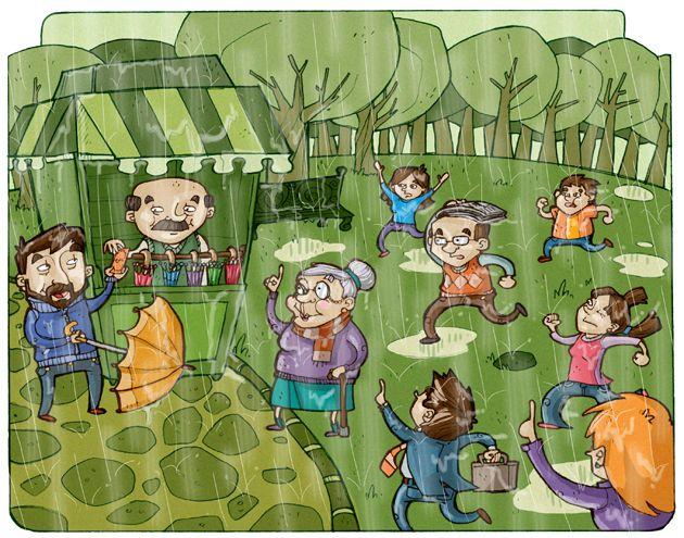 Situaciones de Aprendizaje: Por Qué Llueve
