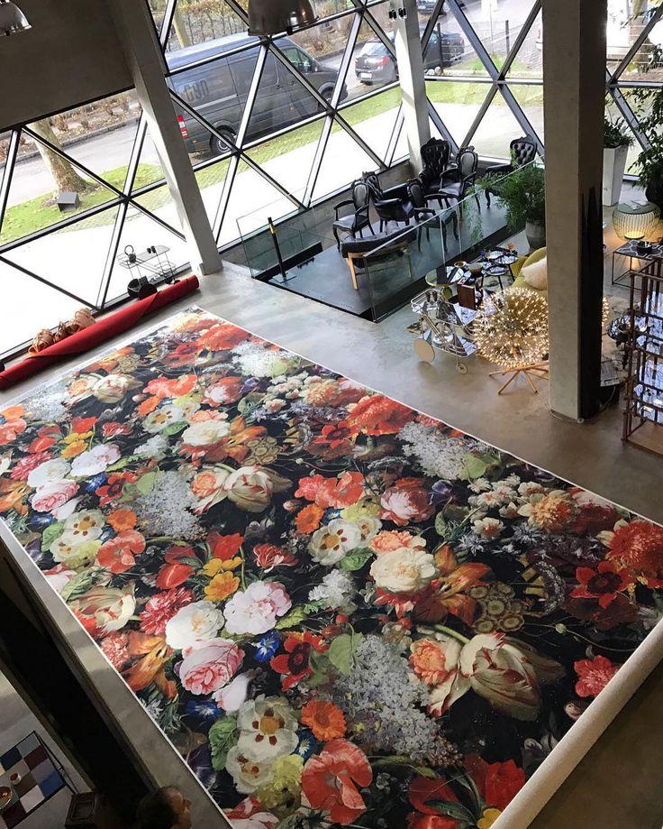 Eden Queen By Marcel Wanders Via Moooi Carpets Www