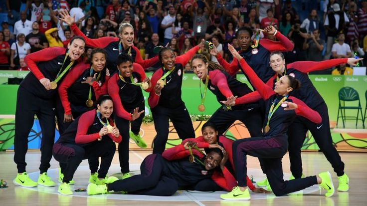 All the athletes who have won gold for Team USA at the Rio 2016 Summer games.
