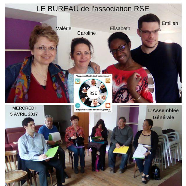 RSE = Réseau Social d'Entreprises Solidaires VANNES MORBIHAN BRETAGNE FRANCE Responsabilité