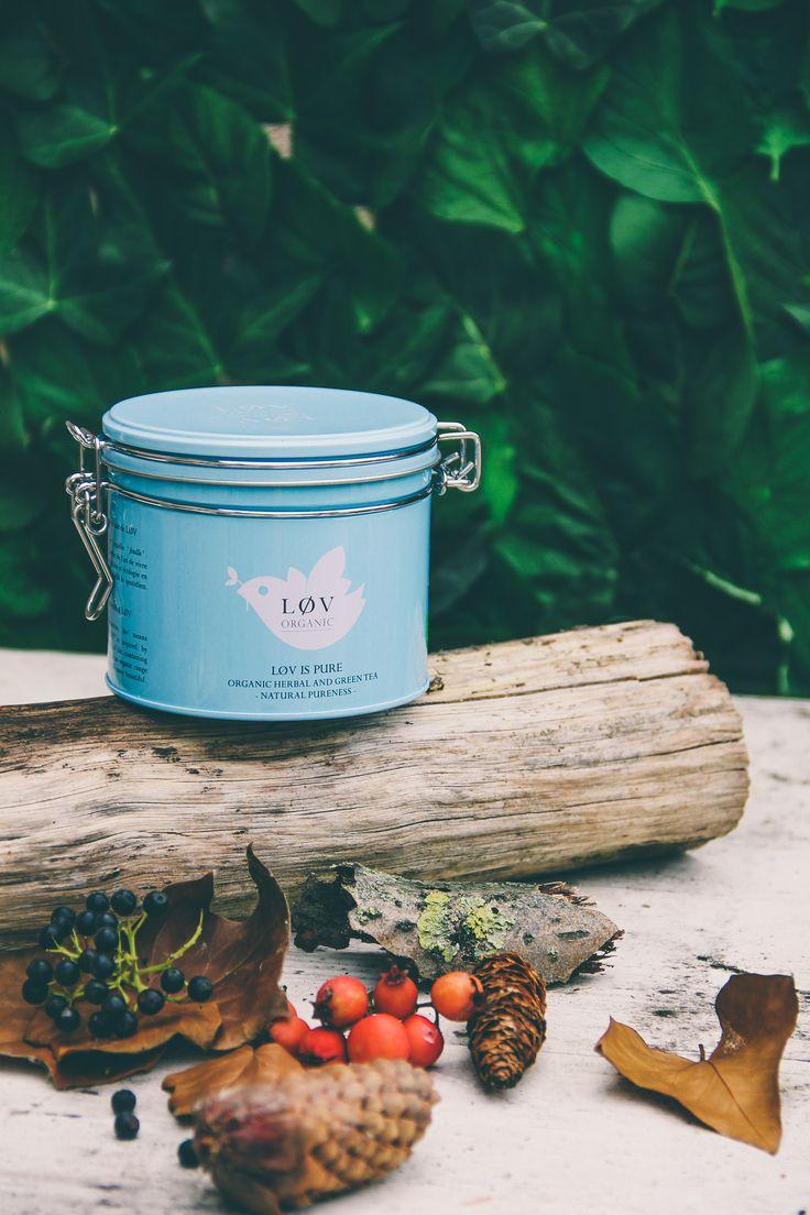 Lily Løv Breakfast - Løv Organic tea