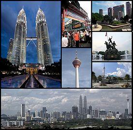 Kuala Lumpur (Views of the city)