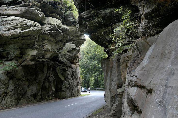 Прогулки по Маленькой Швейцарии Люксембург