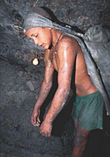 El tráfico - Cuando se habla de trabajo infantil, hay diferentes áreas que pueden ser abordados. La trata es sólo uno. Todos son tan malos como los demás.