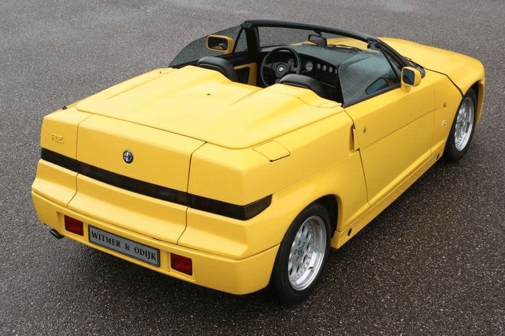 Alfa Romeo RZ (1992)