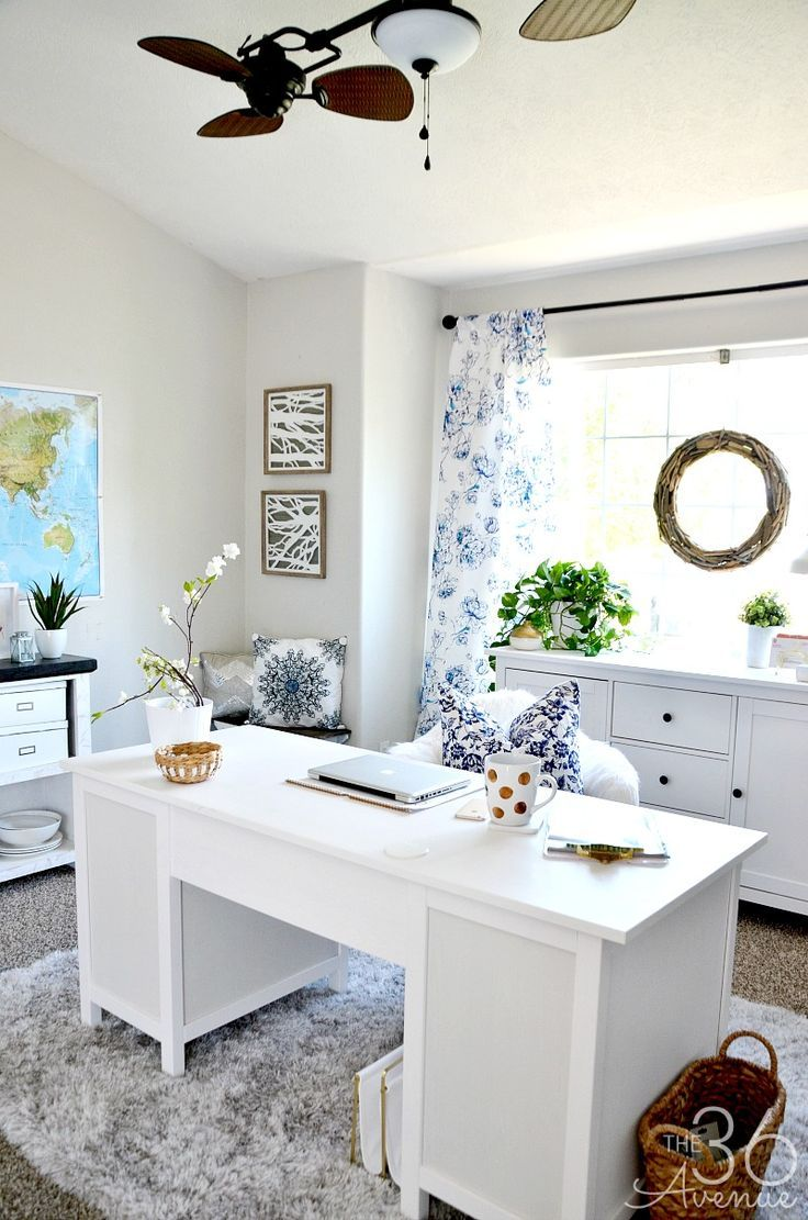 Best 25+ Home Office Desks Ideas On Pinterest | Home Office Desks Ideas,  Office Desks For Home And Home Desks