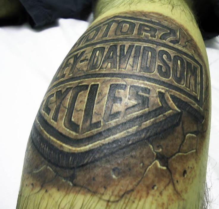 Bar And Shield Tattoos Designs