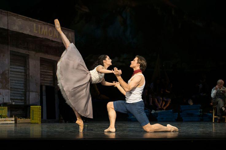 Неаполь датский Королевский балет