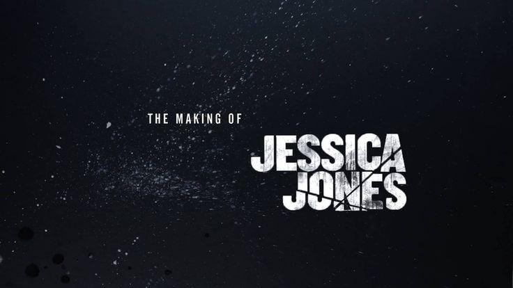 The Making of Jessica Jones