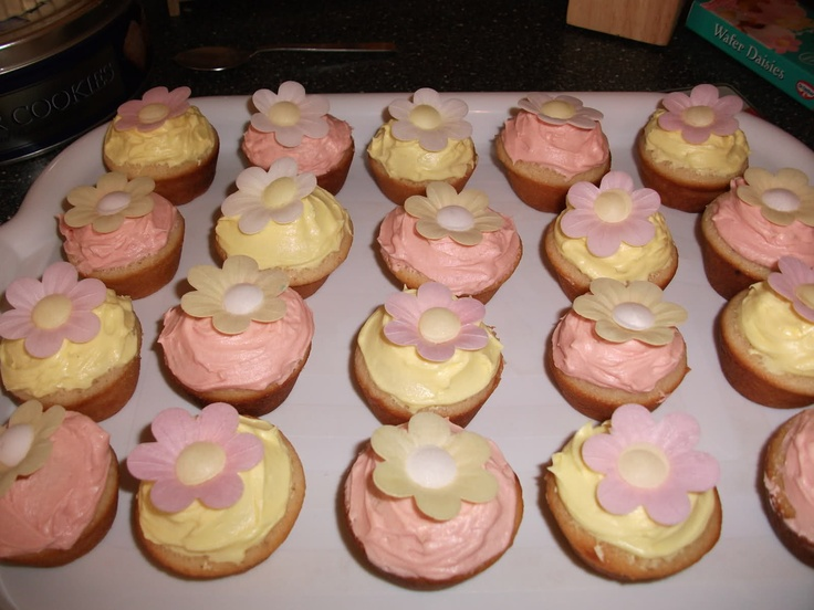 Mothers Day Cupcakes and Grattitude