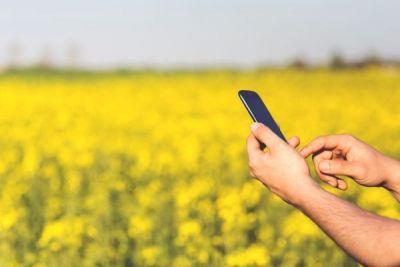 Aplicație smartphone pentru agricultură http://www.antenasatelor.ro/agrotehnic%C4%83/8481-aplica%C8%9Bie-smartphone-pentru-agricultura.html