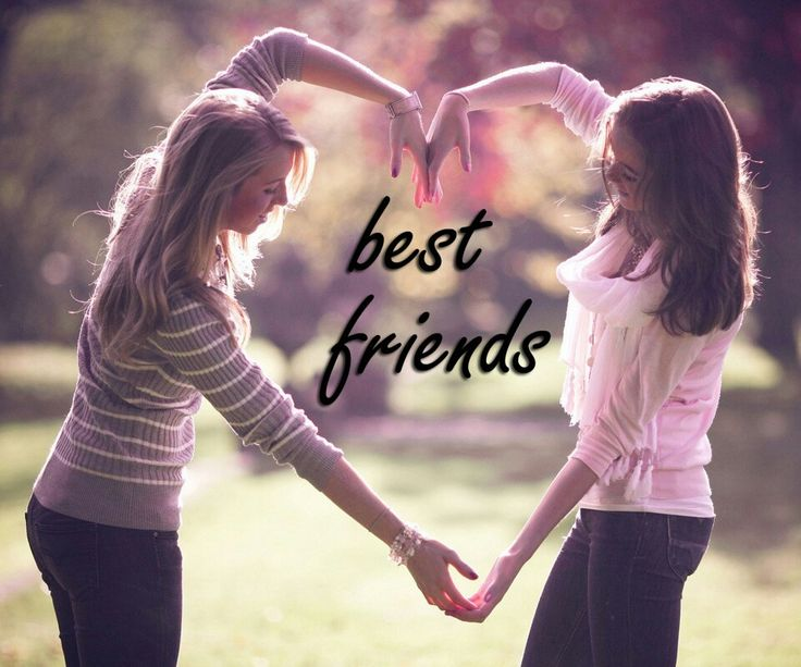 Aren't best friends awesome!