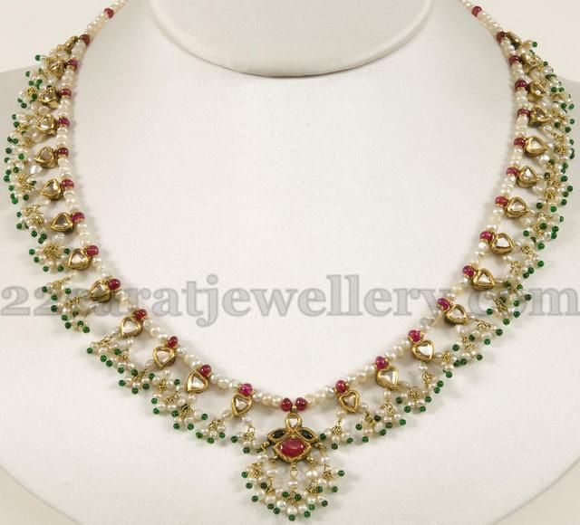 Basara Pearls Stylish Choker
