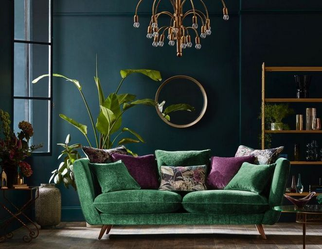 40 What You Do Not Know About Jewel Tone Living Room Decoryourhomes Com Brass Living Room Living Room Green Home Living Room