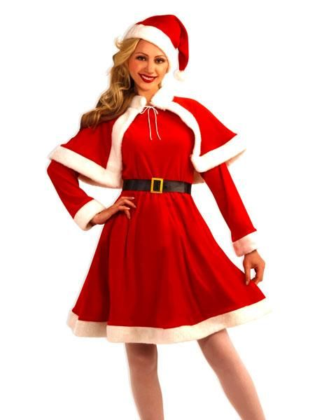 Christmas Fancy Dress Costume Ideas For Females - Girls Xmas Costumes