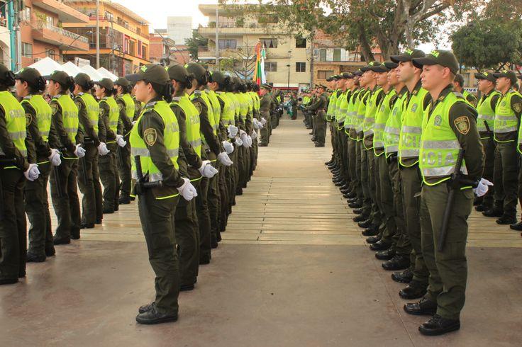 En estos dos años  hemos logrado aumentar el pie de fuerza a 534 efectivos, incluida la unidad especial de la Unipol con  145 policías.