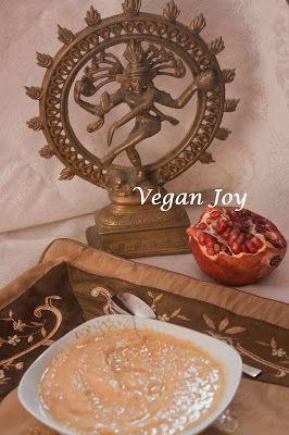 vegan joy: Chickpeas pate!