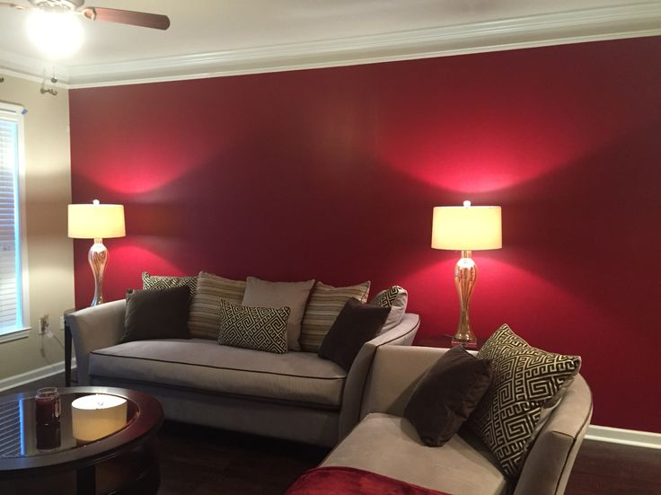 I absolutely love how my accent wall turned out! Sherwin Williams - wandfarben für schlafzimmer