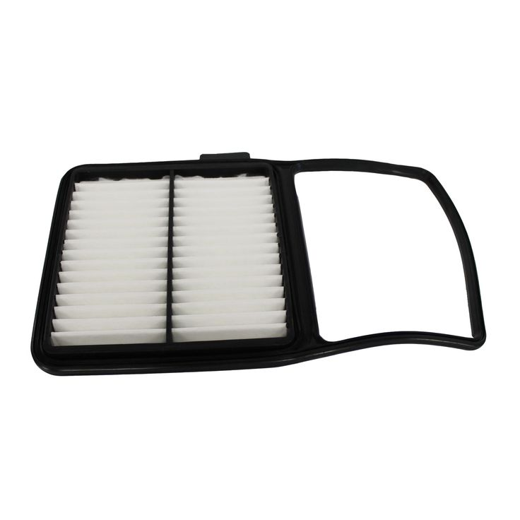 Crucial Rigid Panel Air Filter Fits Toyota/ Compare to Part # A25698 and CA10159 (car filter), Black