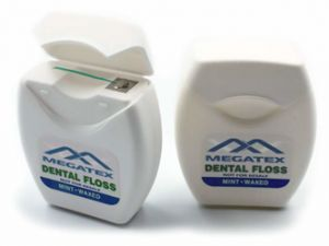 FREE Megatex Mint Dental Floss Sample on http://hunt4freebies.com