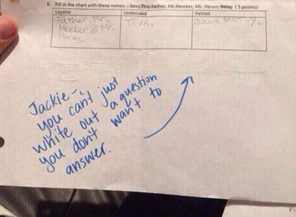 19 Times Kids' Test Answers Were Way Too Real