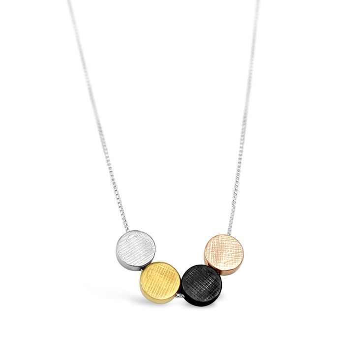Dots Pendant #dots #pendant #jewellery #contemporary #summerfashion #handmadeinlondon