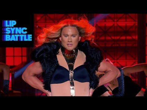 "Channing Tatum & Beyonce's ""Run The World (Girls)"" vs. Jenna Dewan-Tatum's ""Pony"" 