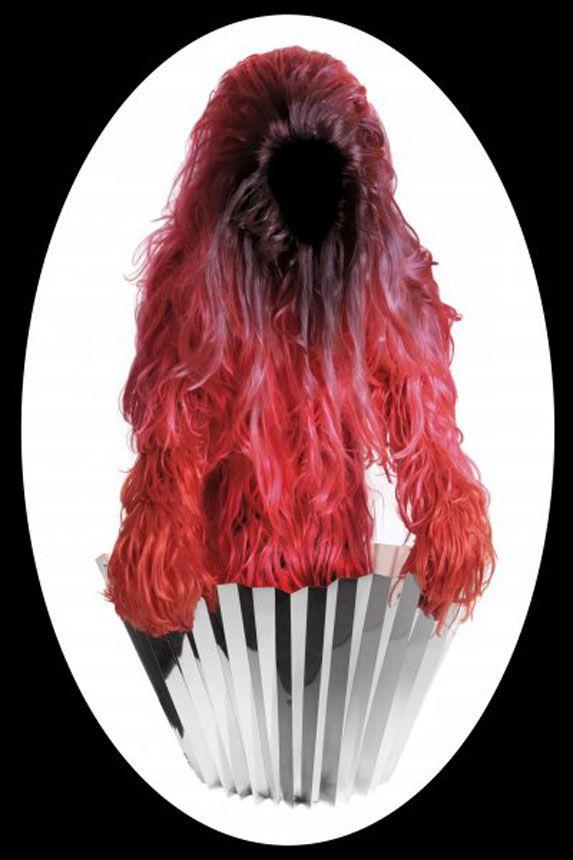 Foulard Modal - Éclaboussures De Peinture Rouge Rubino Par Tony Rubino Rubino Tony K1tmDwC