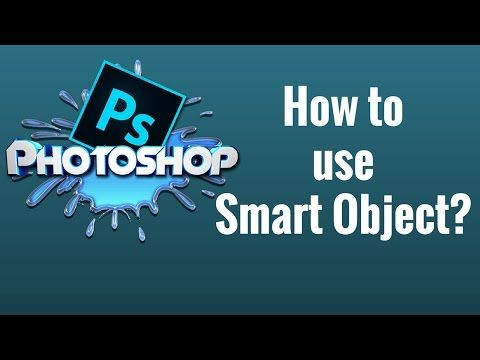 Here's a quick video showing you how Smart Objects will make your life *that* much easier when working in Photoshop! Become a supporter: http://www.patreon.c...