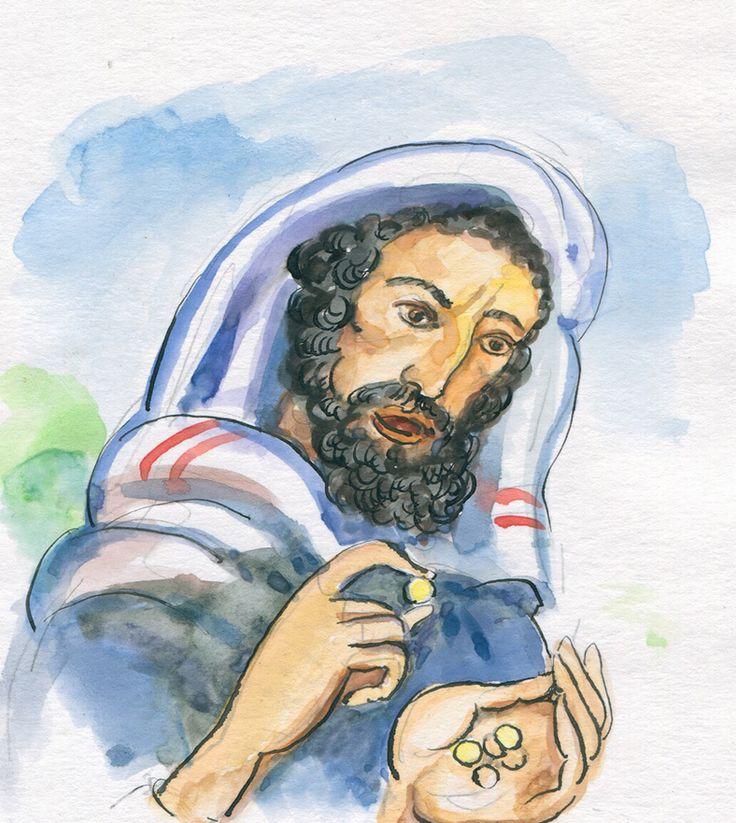 Михаил Коновалов. Акварель №49