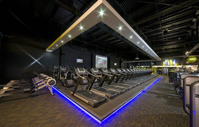 Gym Interior 1