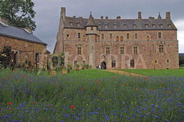 Chateau la Roche-Jagu - Bretagne