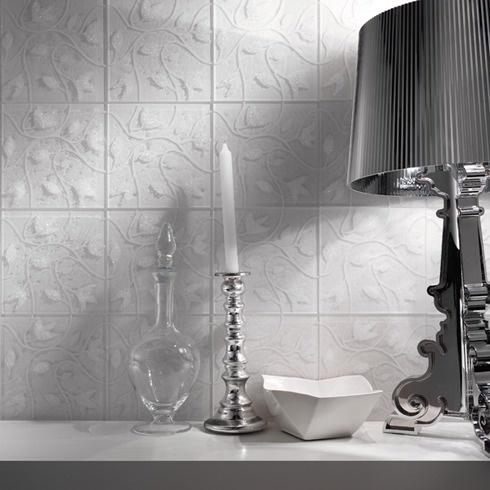 Andretto © Design - Tulipano Cristallo - Murano glass